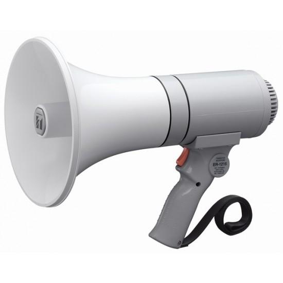 Megaphone - Loa phát thanh cầm tay 15W TOA ER-1215