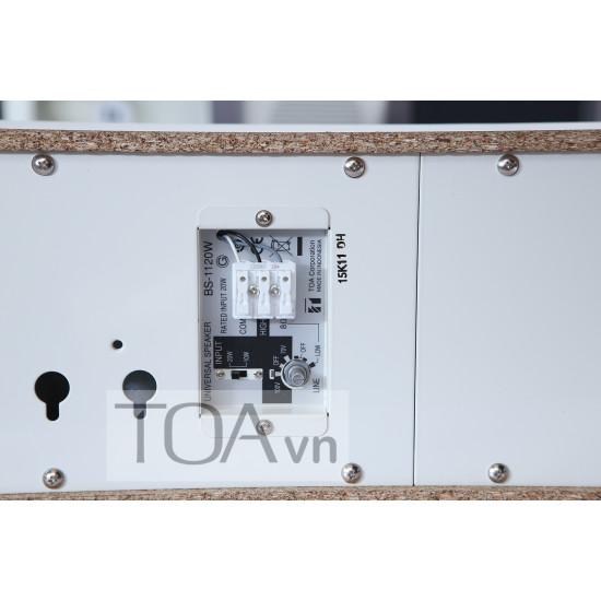 LOA HỘP 20W TOA BS-1120W