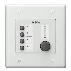 TOA ZM-9014 : REMOTE CONTROL PANEL