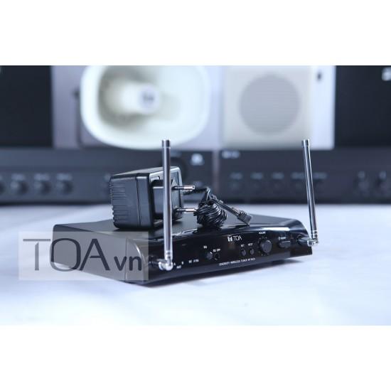 Khối thu không dây UHF TOA WT-5810