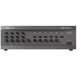 Tăng âm truyền thanh TOA 240W VM-2240